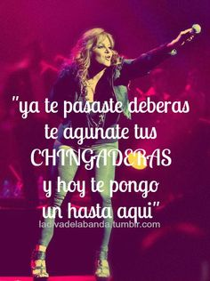Quotes by Jenni Rivera . Break Up Quotes, Me Quotes, Motivational Quotes, Funny Quotes, Inspirational Quotes, Spanish Humor, Spanish Quotes, Jenny Rivera Quotes, Boss Bitch Quotes