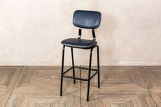 Introducing our new 'London Cross Stitch' range, including modern bar stools and dining chairs in four fantastic colours, with contrasting cross stitch detail. Low Stool, High Stool, New Richmond, Breakfast Bar Stools, Oxford Blue, Modern Bar Stools, Modern Cross Stitch, Vintage Inspired, Dining Chairs