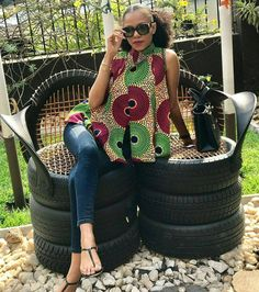 The key to staying fashionable is to dress like you are going somewhere better later. African Print Dresses, African Print Fashion, Africa Fashion, African Fashion Dresses, African Dress, Ankara Fashion, African Prints, African Attire, African Wear