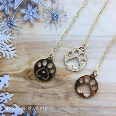 Take your pick of paws this holiday season and help rescue animals! A portion of each sale of Rescue Paw jewelry is donated to help build and support model humane animal shelters. Available at all @londonjewelers locations . . . #londonjewelers #adopt #rescue #goodcause #love #90yearsoflondon
