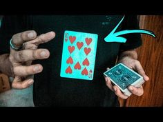 In today's video, I am going to teach you a really cool and easy way to make cards fly out of a deck of cards, which you can also use as a card flourish! Learn Magic Tricks, Magic Tricks For Kids, Flying Card, Cool Card Tricks, Magic Tutorial, Amazon Gifts, Deck Of Cards, The Magicians, Projects To Try