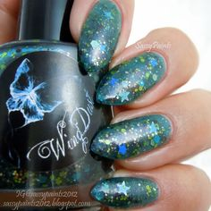 Sassy Paints: Wing Dust Collections: Sleepless Summer Nights