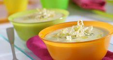 Ricetta di Zuppa di zucchine