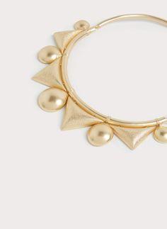 Geometric necklace - Jewellery - Uterqüe United Kingdom