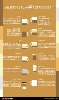 ¿Qué dice tu café acerca de ti? crees que esto es cierto? www.nuestradulcetierra.com.mx