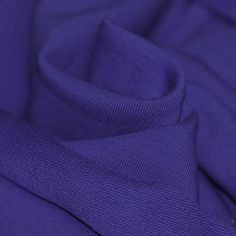 Cobalt Blue French Terry