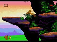 Lion King   Sega.. SO HARD! I never did beat that game..