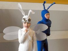 Great cosplay for The Tick. Spoon!!!!!!!!