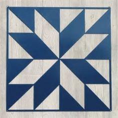 Image result for Lemoyne Star Barn Quilt Pattern