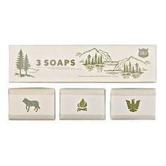 Scout Soap Set   Izola