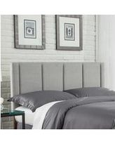 Found it at Wayfair - Geneva Upholstered Headboard Home Bedroom, Bedroom Furniture, Modern Furniture, Bedrooms, Queen Headboard, Panel Headboard, Small Space Living, Small Spaces, Contemporary Headboards