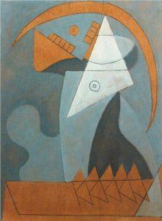 Figure - Pablo Picasso