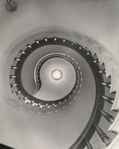 Clarence John Laughlin, The Magnificent Spiral (No. 3), 1946