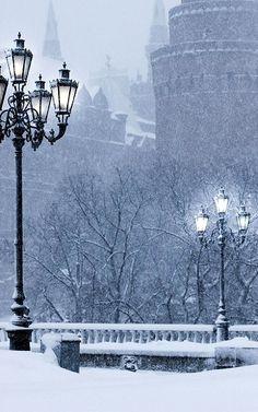 Winter Magic, Winter Snow, Winter Time, Winter Schnee, Russian Winter, Russian Architecture, Winter's Tale, Snow Scenes, Winter Beauty