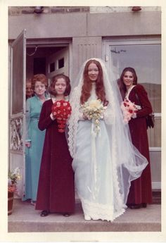 949b2ba35 1970s wedding Vintage Wedding Photography