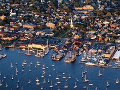 Newport, Rhode Island: The smaller the state, the bigger the time. Spend the forthcoming three-day weekend in one of New England's more storied hamlets.