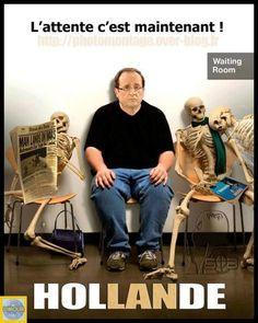 La citation du jour de François Hollande