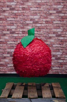 Apple Piñata. Exclusively at La Piñata Party. El Segundo, CA.