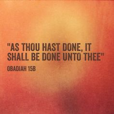 Obadiah 15B