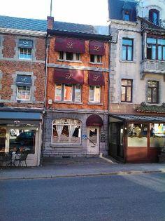 Ch teau de walzin the lesse river dans la r gion de la - Chambre de commerce luxembourg restaurant ...