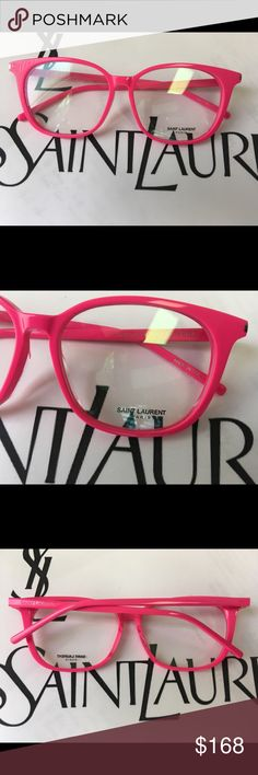 56e820d914b YSL Optical Frames-Add a Little Tint To Your Life The Color Psychology of  Pink-Verywell Mind Frame Color Pink Gender Woman Frame Type Full Frame Frame  ...