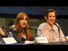BBC America - The DW Panel from Hall H @ San Diego Comic-Con 2011!