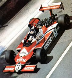 Corrado Fabi - March 812 BMW - March racing Ltd with Roloil - Grand Prix de Pau 1981