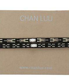 Chan Luu 2 Pack Sead Bead Bracelets #accessories  #jewelry  #bracelets  https://www.heeyy.com/suggests/chan-luu-2-pack-sead-bead-bracelets-black-mix/