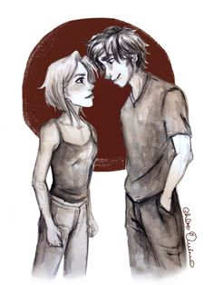 ≪ tris and tobias, tris and four, divergent fan art, divergent tr Divergent Fan Art, Divergent Trilogy, Divergent Insurgent Allegiant, Divergent Fandom, Tris And Tobias, Tris And Four, Chibi, Daughter Of Smoke And Bone, Ya Novels