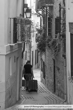 Old Street, Toledo by ©Jaime GP jaimegpphotography.blogspot.com