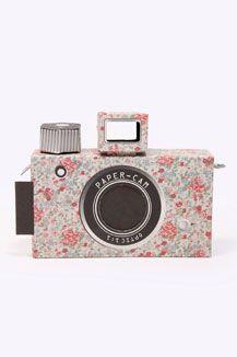 D.I.Y Floral Pinhole Camera