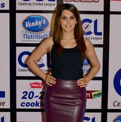 Taapsee Pannu at the Celebrity Cricket League Season 6 event. #Bollywood #CCL #Fashion #Style #Beauty #Hot #Punjabi