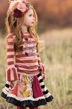 6caad1279 Persnickety Clothing Fall 2014 - Autumn Splendor, October Skies  Collections. Girls BoutiqueBoutique ClothingChildren's ...