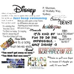 All I Need To Know I Learned From Disney Movies...awww! | Disney Disney  Disney | Pinterest | Disney Quotes, Disney Movies And Movie