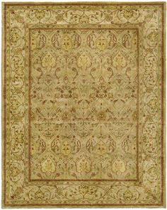 Safavieh Persian Legend II PL-819 Moss / Beige (G) Area Rugs
