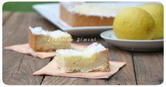 La cucina di Federica: Barrette dolci al limone
