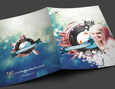 "Check out new work on my @Behance portfolio: ""Branding Travel Agency"" http://on.be.net/1wy79cA"
