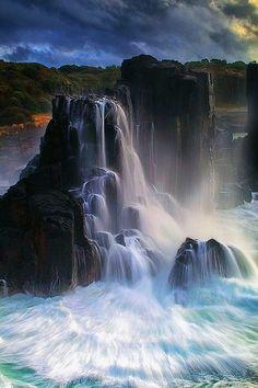 Boneyard Falls + Australia