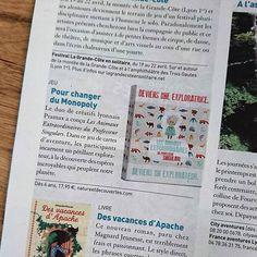 [ARTICLE] Grains de Sel vous propose de changer du Monopoly 😉 ! Les Animaux Extraordinaires du Professeur Singulari attendent leurs pétillants explorateurs chez Nature & Découvertes 🐨🐝🐳 #mercredi #bientotlesvacances #jeu #famille #grainsdesel #Lyon  #Kids #enfants #explorer #aventure #animaux #colibris #nature #biodiversite #natureetdecouvertes #pramax #illustration #madeinfrance #lesanimauxextraordinairesduprofesseursingulari #professeursingulari