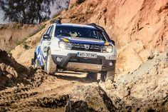 Dacia Duster z własną serią wyścigową https://www.moj-samochod.pl/Sporty-motoryzacyjne/Dacia-z-wlasna-klasyfikacja-rajdowa-w-ramach-Rajdowego-Pucharu-Polski $PZM #Dacia #Duster #DaciaDuster #SUV
