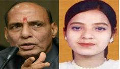 Ishrat Jahan documents missing: Rajnath Singh