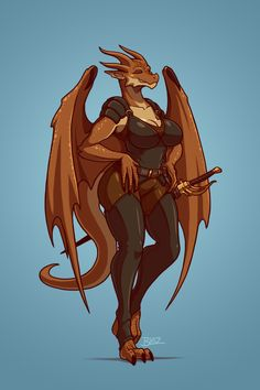 Fantasy Character Design, Character Design Inspiration, Character Art, Female Monster, Fantasy Monster, Yiff Furry, Anime Furry, Anthro Dragon, D&d Dungeons And Dragons
