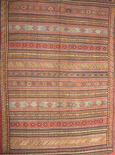 Kilim Aimaq - probably from Turkey...
