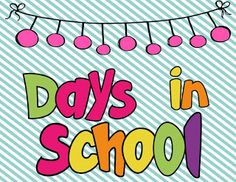 The 2 Teaching Divas: Counting the Days of School on Ten Frames!!