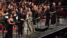 Proms 68 // Semiramide (1823) // Gioachino Rossini // Semiramide ..... Albina Shagimuratova (soprano) Arsace ..... Daniela Barcellona (mezzo soprano) Assur ..... Mirco Palazzi (bass) Idreno ..... Barry Banks (tenor) Oroe ..... Gianluca Buratto (bass) Azema ..... Susana Gaspar (soprano)  Mitrane ..... David Butt Philip (tenor) Nino's Ghost ..... James Platt (bass)  Orchestra of the Age of Enlightenment  Opera Rara Chorus  Sir Mark Elder (conductor)