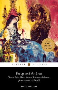 """Book Review: Beauty and the Beast: Classic Tales About Animal Brides and Grooms from Around the World by Maria Tatar + giveaway  """"I loved reading other culture's versions of a very popular theme and I couldn't put it down once I started!"""" - Adria Reyes"""