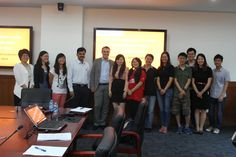 The YPARD China team