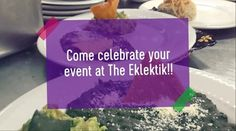 At The Eklektik we can host any kind of event from a small business meeting to a family reunion or a big Celebration.  We adapt to your budget and needs with the guarantee of our excellent service. . . . #slcfood #slcdining #utahfood #slcfoodie #slceats #utaheats #downtownslc #utahfoodie #slcnightlife #visitsaltlake #utahsown #utahgrubs #localfirstutah #utahdining #capitoltheater #801eats #slc #saltlakecity #dolifedifferently #4liferesearch #slcart #doterralife #doterramom #nuskinlive…
