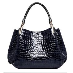 Leather Two Strap Totes
