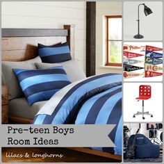 preteen boys room ideas
